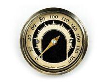 Motogadget MG5001015 Motoscope Tiny 49mm Vintage Motorcycle Analog Speedometer