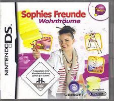 Sophies Freunde: Wohnträume (Nintendo DS)