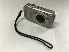*READ* CANON POWERSHOT SD4500 IS 10.0MP DIGITAL CAMERA SILVER (NO AC CHARGER)