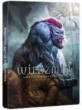 The Witcher 1 - Steel Case Steelbook  G1 PC DVD - Polish Exclusive Preorder