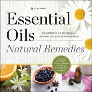 Essential Oils Natural Remedies (Health & Fitness) by Althea Press Book The Fast