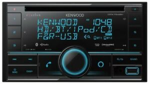 Kenwood Excelon DPX794BH CD Receiver w/ Built in Alexa, Bluetooth and HD Radio