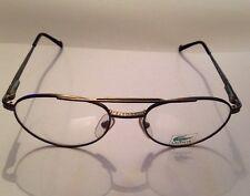 Unisex Designer LACOSTE Optical Spectacle Glasses Frames Classic 7101 F Green