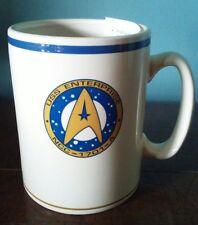 STAR TREK Pfaltzgraff Star Trek Uss Enterprise NCC-1701-A Coffee Cup Mug 1992