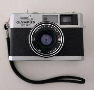 Olympus 35RC compact Street 35mm camera Spares or Repair