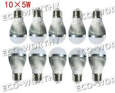 50W 10*5W 85-265VAC E27 LED Bulb Lamp Ball Lamp Energy Saving For Home Office