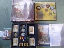 THE LORD OF THE RINGS - TRIVIA BOARD GAME . COMPLETE. 2003