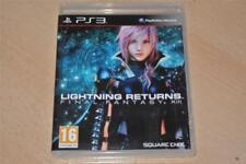 Jeux vidéo manuels inclus anglais Square Enix