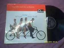 RAY ELLIS & ORCHESTRA-LET'S GET AWAY FROM IT ALL Fontana LP