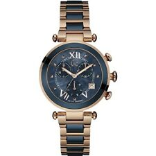 Guess Collection GC Lady Chic Two Tone Stainless Steel Y05009M7 Watch RRP £425