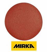 "406mm 16"" SANDING DISCS Floor Sanding  MIRKA Pads Hook and Loop Sandpaper 40-600"