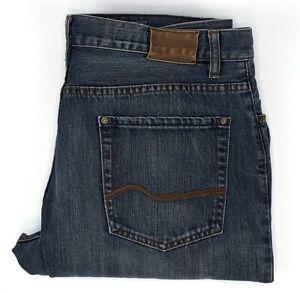 Jag Jeans Low Rise Boot Cut Denim Jeans Mens Size 36