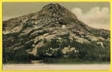 Post Card USA United states MOUNT CHOCORUA and PEAK HOUSE ALBANY New Hampshire