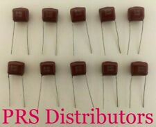Metallized Film Capacitor 273j 630v 27nf 0027uf Polyester Capacitor 10 Pieces
