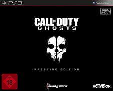 Call of Duty: Ghosts -- Prestige Edition + Game (Sony PlayStation 3, 2013)