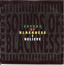 SOUNDS OF BLACKNESS I believe w/ RARE EDIT PROMO Radio DJ CD Single 1994
