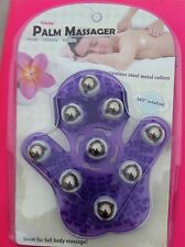 Palm Massager with rollers - Revive, Relax, Relieve....FREE US SHIPPING