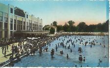 TOULOUSE 1 piscine municipale le grand bassin et la piscine d'hiver