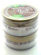 Trader Joe's Coconut Oil Body Butter + Shea Butter & Vit E - 2-Pack of 8 OZ
