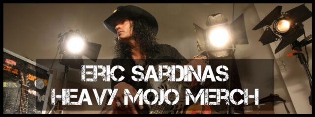 Eric Sardinas Heavy Mojo Merch