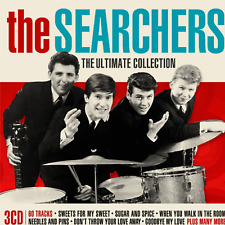 The Searchers - The Ultimate Collection 3 CD ALBUM (18THFEB) warn