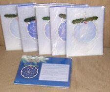 SIX (6) Legend of the DREAM CATCHER Christmas Ornaments  NIP  4 Inch