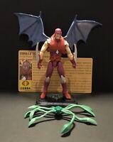 G.I. Joe 25th Cobra La Nemesis Immortal Enforcer V1 Figure Complete