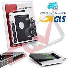 Adattatore secondo HDD HARD DISK SSD DVD CADDY NOTEBOOK SONY IDE/PATA 12,7 mm
