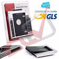 Adattatore secondo HDD HARD DISK SSD DVD CADDY NOTEBOOK SONY IDE/PATA 12,7 mm