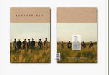 BTOB 2nd Album [Brother Act.] CD+140p BOOKLET+Photocard+Bookmark+Mini Poster