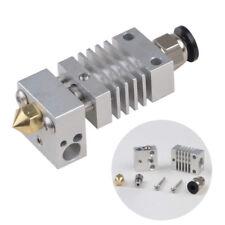 All Metal Hotend Kit Titanium Thermal Heat Break for CR-10 3D Printer CYX