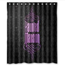 DISNEY HAUNTED MANSION 2 Custom Bathroom Shower Curtain 60x72 Inches