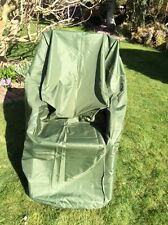 Weatherproof Garden Chair Protector Cover for Stacking Chairs Heavy Duty Green