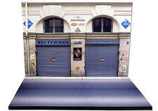 Diorama présentoir Borgward Hansa Lloyd - Holtzmann- 1/43ème - #43-2-B-B-003