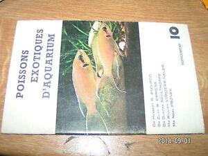 Supplement Axelrod Poissons Exotiques d'Aquarium n°10