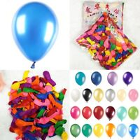"""500Pcs Pearl Latex Colorful Thickening Wedding Party Birthday Balloon Decor 5"""""""