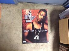 Original RAY J love & Hip Hop Promo POSTER 24x17apx Cd LP music vintage !!