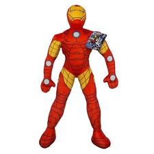 "Ironman 2 26"" Pillowtime Pal-Iron Man 26"" Pillow Pal Plush-RARE-Brand New w/Tags"