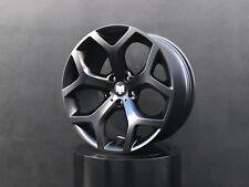 "20x9.5/10.5"" inch Wheels Rims 5x120 +45/40 Black For BMW X5 X6 E70 F15 E71 F16"