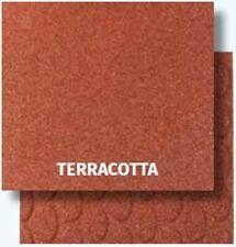 Piastre in gomma riciclata ANTITRAUMA certificate spess. 25mm 50x50cm col. ROSSO