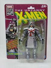 Marvel Legends Silver Samurai Retro MIB X-Men