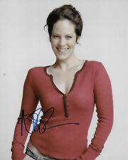 Annabeth Gish Original Autogramm 8X10 Foto #2