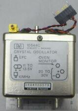 Hp 10544c 10 Mhz Crystal Oscillator
