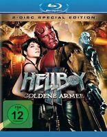 Hellboy 2 - Die goldene Armee (Ron Perlman - Selma Blair)        | Blu-ray | 055