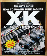 How to power tune Jaguar XK Engines Des Hammill, E-Type XK120 150 MK2 XJ6 usw