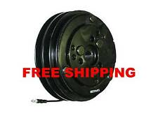 Ford New Holland Massey Ferguson Agco Allis Tractor Double Groove Clutch A/C