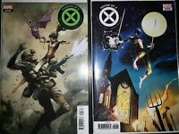 MARVEL House of X #5 6 & Powers of X #4 6 Mike Huddleston Variant Cover  NM