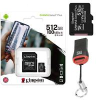 512 GB Speicherkarte Für Galaxy S10 Lite Smartphone Kingston Micro SD Karte