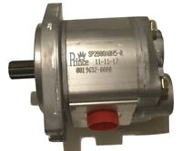 GRH Low Noise High Pressure Hydraulic Gear Pump 13.31 GPM 3625 PSI