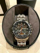 Citizen Eco-Drive JY0010-50E Wrist Watch for Men